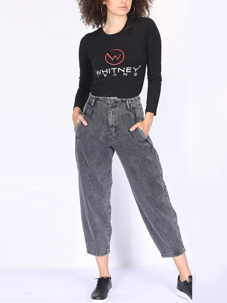 джинсы релаксед