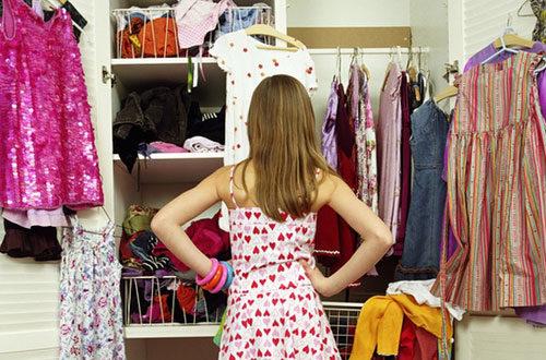 гардероб стильной женщины