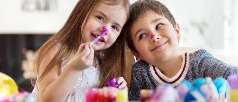 разнополые дети